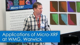 Micro-XRF Element Mapping at WMG (Warwick Manufacturing Group)