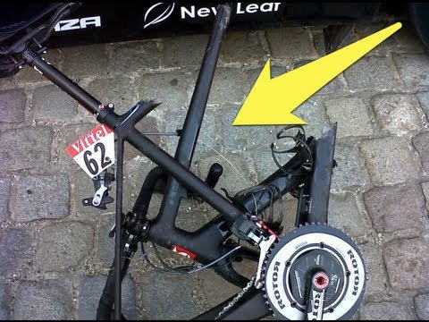 Cycling Tips: I BROKE MY CARBON FRAME!!!!!