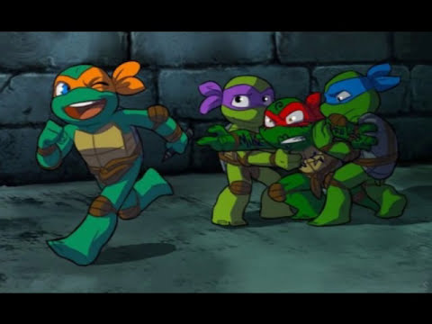 tmnt kids - i'm coming home