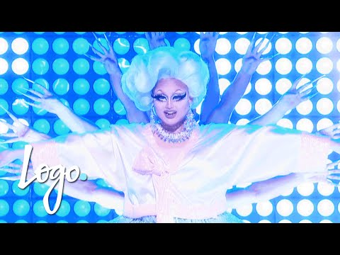 RuPaul's Drag Race (Season 8 Finale) | Kim Chi's 'Fat, Fem & Asian' Performance | Logo