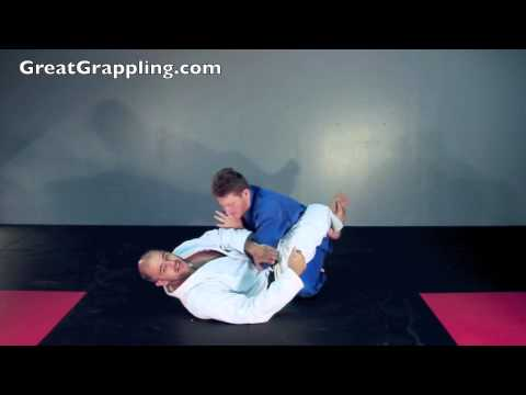 Closed Guard Sweep Cross Collar Hip Bump.mov Image 1