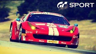 GT SPORT - Ferrari 458 GT3 REVIEW