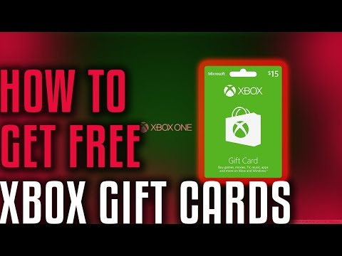 DOES IT WORK?!HOW TO GET FREE  XBOX GIFT CARDS 2016?