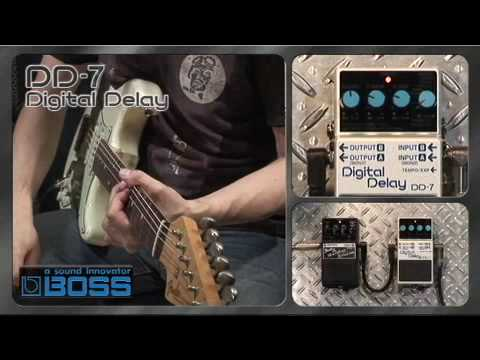 DD-7 Digital Delay [BOSS Sound Check]