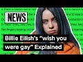 "Billie Eilish's ""wish You Were Gay"" Explained 