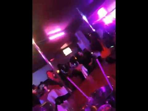 Así se baila en el caligula mens club de San Ángel - YouTube