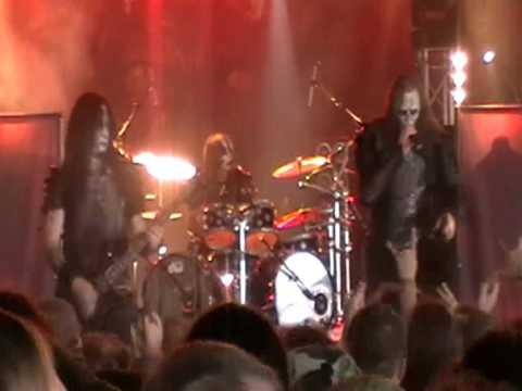 Dark Funeral live 2 hellfest 2010