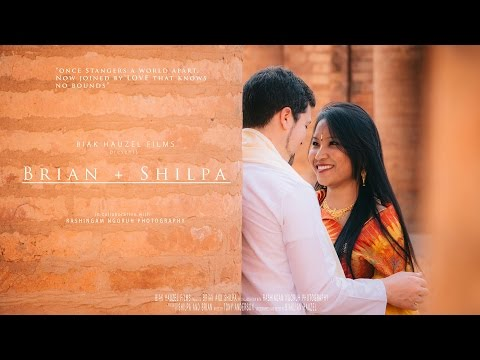 Brian + Shilpa   Manipuri   Wedding Video   Trailer   video