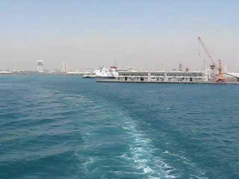 Jeddah, Saudi Arabia sailaway