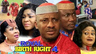 ROYAL BIRTH RIGHT SEASON 4 - (New Movie) 2018 Latest Nigerian Nollywood Movie Full HD | 1080p