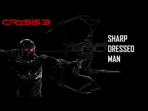 Crysis 3: Sharp Dressed Man Commercial