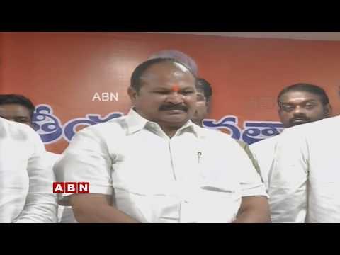 AP BJP Chief Kanna Laxminarayana Press Meet | ABN Telugu