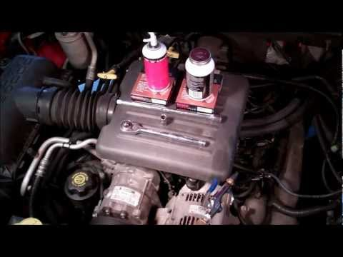 2001 Dodge Dakota 4.7L Spark Plug Replacement