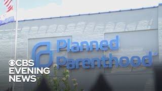 Planned Parenthood gives up federal funding by leaving Title X program