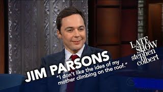 Jim Parsons Opens Up About Marriage And Why He Didn't Hurry Into It by : The Late Show with Stephen Colbert