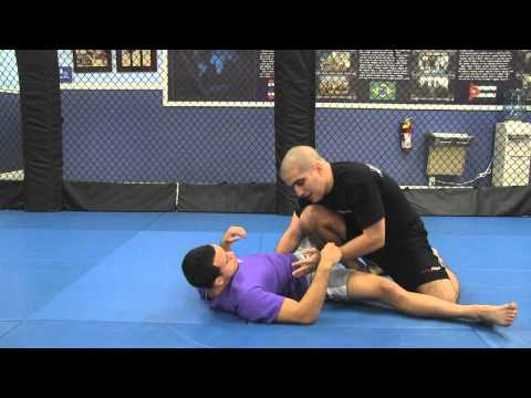 Avellan Trademark BJJ + MMA Guard Pass - FFA Technique Image 1