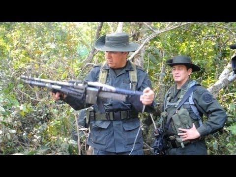 Colombia: decomisan armamento de grupo criminal desmovilizado