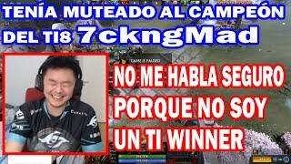 MidOne LE LLEGA TODO Y PICKEA JUGGER MID FIRST PICK | DOTA 2 COSA