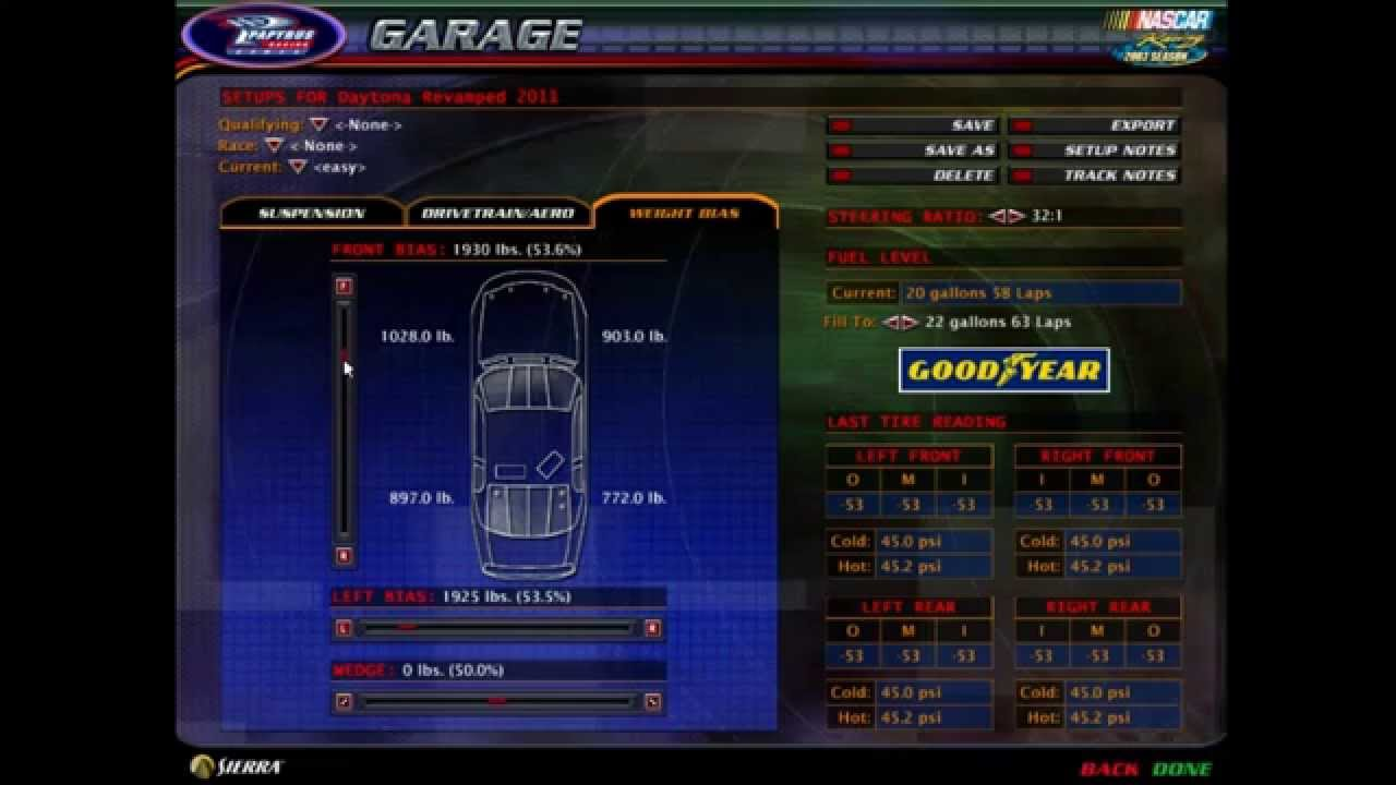 Nascar Racing 2003 Season my