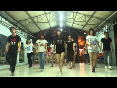 Lop hoc nhay hien dai Binh Thanh - Purple Line - DBSK [BoBo's class]