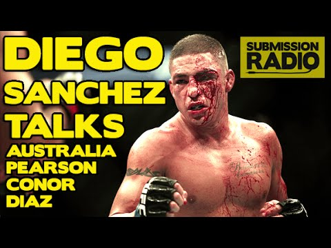Diego Sanchez: UFC Mexico, Norman Parke, Nick Diaz incident, Conor Mcgregor, his old wrestling style Image 1