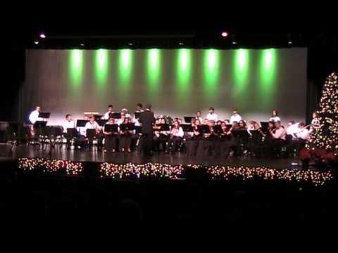 Northwest Catholic High School Christmas Concert 2012: Wind Ensemble