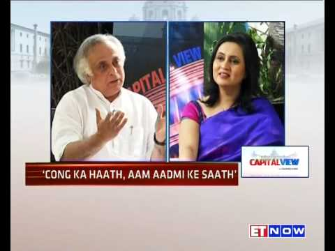 Capital View With Jairam Ramesh | FULL SHOW