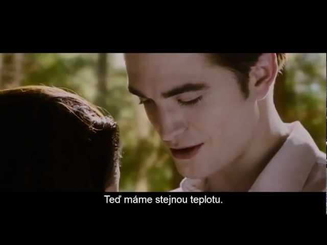 Twilight sága: Rozbřesk část 2. Shlédni film online CZ
