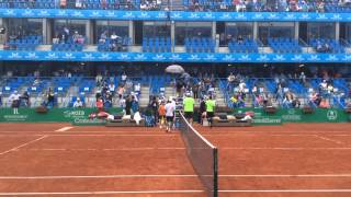 #istanbulopen Doubles Semifinal | Guccione/Sa - Albot Lajovic Match Point