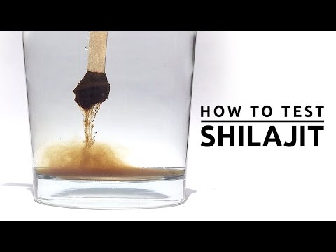 How to Test Shilajit Purity? thumbnail