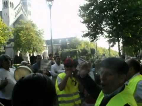AARRASS - ambassade du Maroc - Bruxelles le 25/09/2011