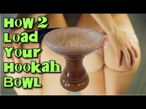 How To Load/Pack Your HOOKAH Bowl Properly Egyptian Clay Bowl Tutorial