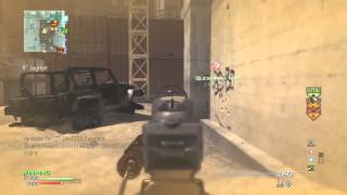 MW3: P90 Triple MOAB On Hardhat :: Keys To Being Good At MW3