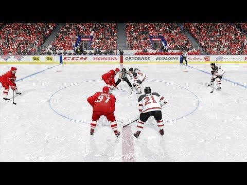 NHL™ 18 IIHF 2018 Russia-Canada