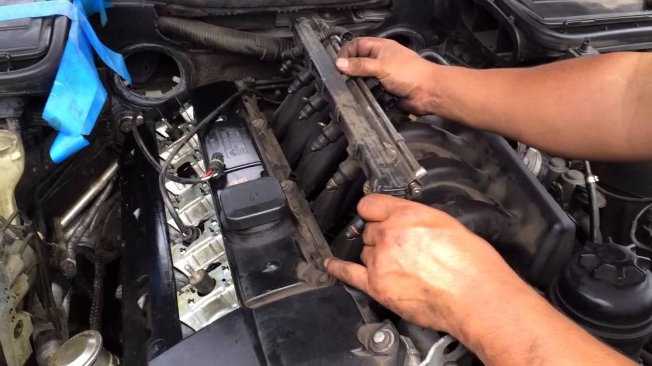 How To Remove Fuel Line Bmw 5 Series 3 Series E90 E39 528i