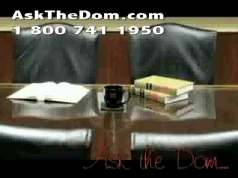 Ask The Dom 10-26-14 Amigo Hour One