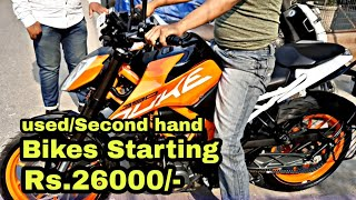Used bikes Just Rs.26000 || second hand bikes ||  by moto beast