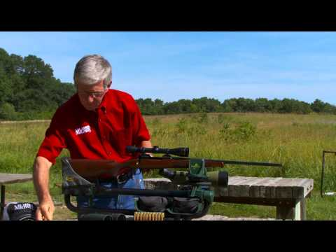 Gunsmithing -- How to Sight in a Rifle Scope Presented by Larry Potterfield of MidwayUSA