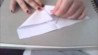 Origami Girl: Harrier