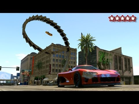 GTA 5 Fun Races LiveStream - (Looping City GTA V)