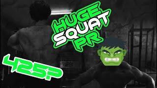 Huge Squat PR? - Legs Workout