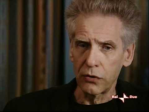 Paolo Ruffini intervista David Cronenberg