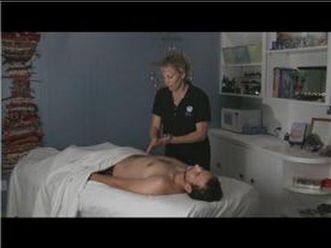 Swedish Massage : Swedish Massage for the Abdominal Muscles