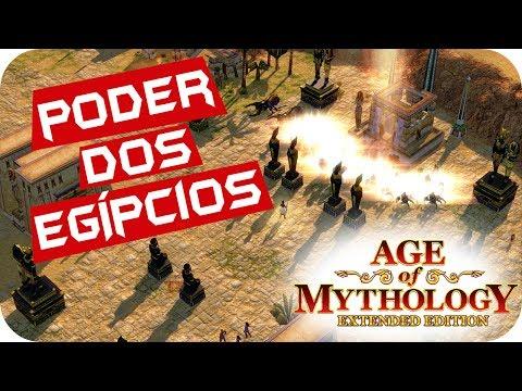 Age of Mythology: O Poder dos Egípcios #7