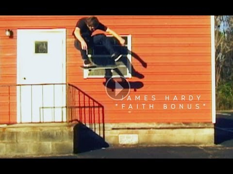 James Hardy 'Faith Bonus' Part