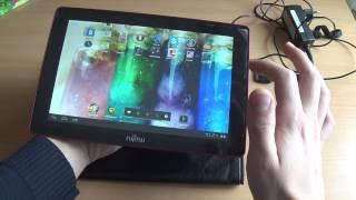 Планшет Fujitsu M532. Обзор