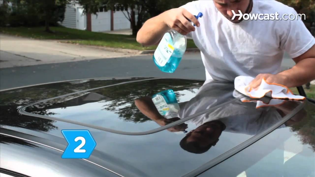 How to Fix a Leaky Sunroof - YouTube