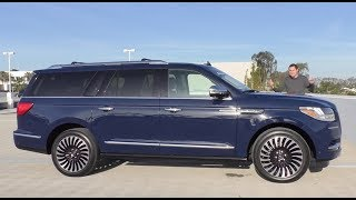 Here's Why the 2018 Lincoln Navigator is Worth $100