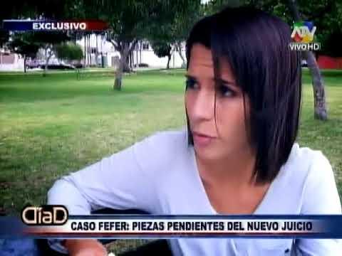 Caso Fefer: Piezas pendientes del nuevo juicio a Eva Bracamonte