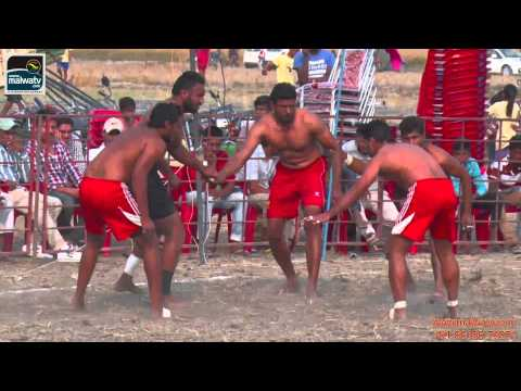 BAL (Fatehgarh Panjtoor - Ferozepur) Kabaddi Tournament - 29th October 2014 || HD || Part 1st.